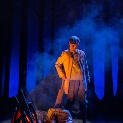 The Mikado - David Mckechnie (Ko-Ko), courtesy of Stewart McPherson
