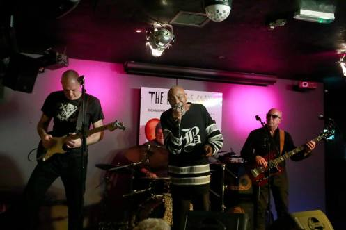 Geno Washington & The Yo Yos by Jennifer Noble 30-11-17