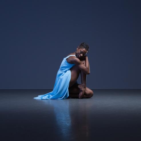 Ballet Black - The Suit & Dream photoshoot at BB Studio, Marylebone, London on January 22 2018. Photo: Amber Hunt