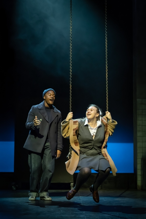 2. Durone Stokes (Jimmie) and Gemma Dobson (Jo)_A Taste of Honey