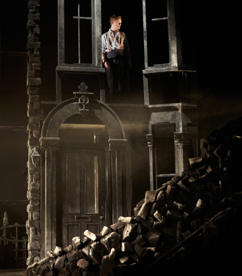 Lewis Mackinnon in The Night Watch by The Original Theatre Company and York Theatre Royal