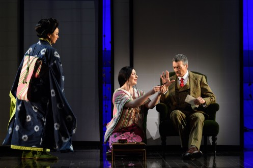 MADAM BUTTERFLY, ENO, London Coliseum, London, Britain - 24 Feb 2020